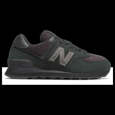 New Balance 574  Black/Magnet WL574LDG