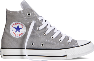 Converse Chuck Taylor All Star Seasonal Colour High Top Grey 147128C