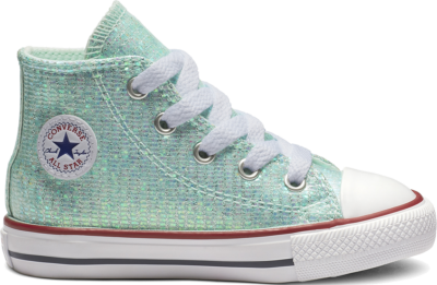 Converse Kids Chuck Taylor All Star Sparkle Red 763547C