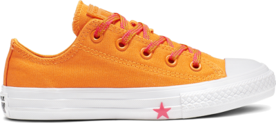 Converse Chuck Taylor All Star Glow Up Low Top Orange 364190C