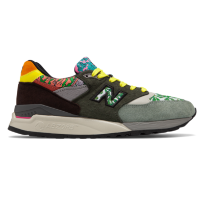"New Balance M998AWK – Made in USA ""Multicolor"" M998AWK"