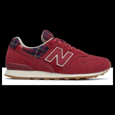 New Balance 996  NB Scarlet/Black WL996CG
