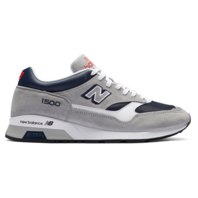 New Balance Made in UK 1500  Grey/Navy/Red M1500GNW