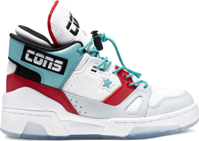 Converse ERX 260 MID WHITE/TURBO GREEN/ENAMEL RED Green 265218C