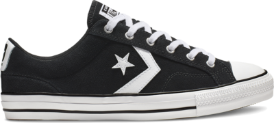 Converse Star Player Suede Low Top Black 165466C