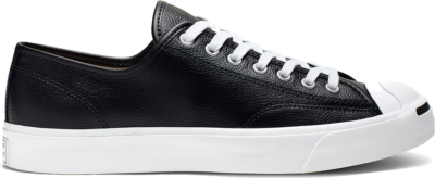 Converse Jack PurcellFoundational Leather Low Top Black 164224C