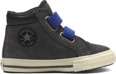 Converse Chuck Taylor All Star Hook and Loop PC Boot High Top Black 765165C