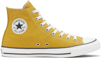 Converse Chuck Taylor All Star Seasonal Colour High Top Gold 164932C