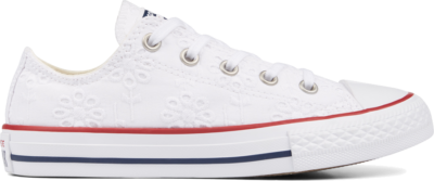 Converse Chuck Taylor All Star Crochet Low Top White 664863C