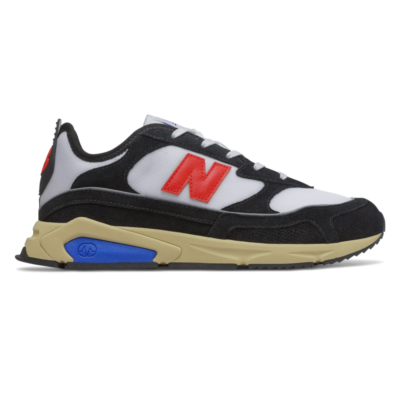 New Balance X-Racer  Black/Velocity Red MSXRCSLG