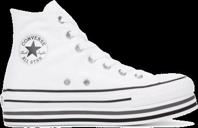 Converse Chuck Taylor All Star Platform High Top Black 564485C