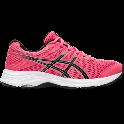 Asics gel-contend 6 hardloopschoenen roze dames roze