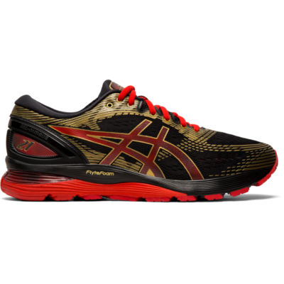 Asics Gel-nimbus 21 Mugen Black / Classic Red 1012A235.001