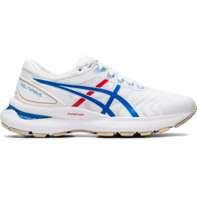 Asics Gel-nimbus™ 22 White / Electric Blue 1012A665.100