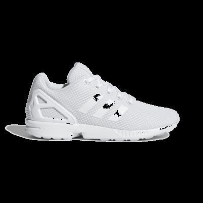 adidas Zx Flux Junior White S81421