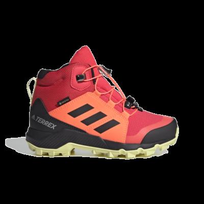 adidas Terrex Mid GORE-TEX Hiking Shock Red EF2249