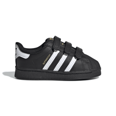 adidas Superstar Core Black EF4843