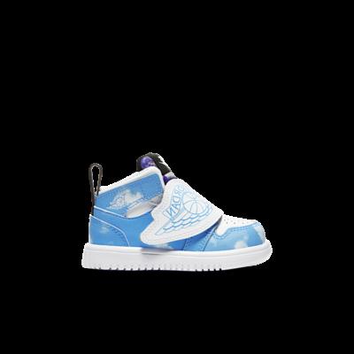 """Air Jordan Sky Jordan 1 Fearless TD """"University Blue"""" CT2478-400"""