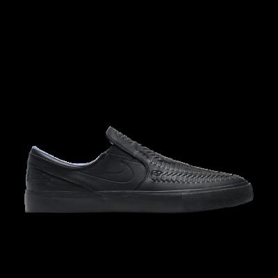 Nike SB Zoom Stefan Janoski Slip RM Crafted Woven Black AR4883-001