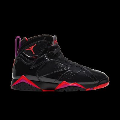 Jordan 7 Retro Black Patent (W) 313358-006