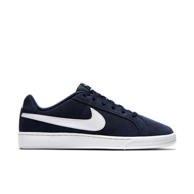 Nike Court Royale Suede 'Midnight Navy' Blue 819802-410