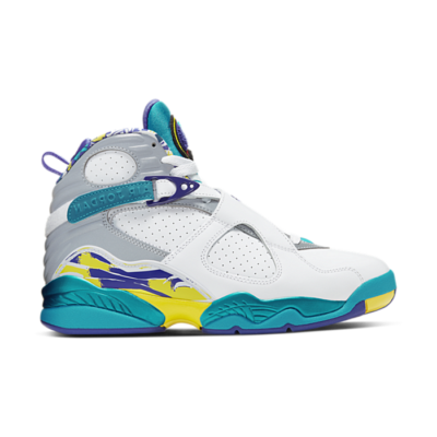 "Air Jordan WMNS 8 Retro ""White Aqua"" CI1236-100"