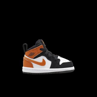 Jordan 1 Mid Black 640735-058