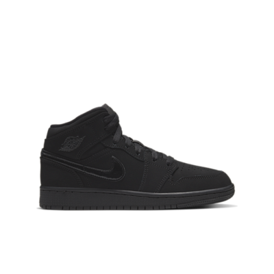 Jordan 1 Mid Black 554725-056