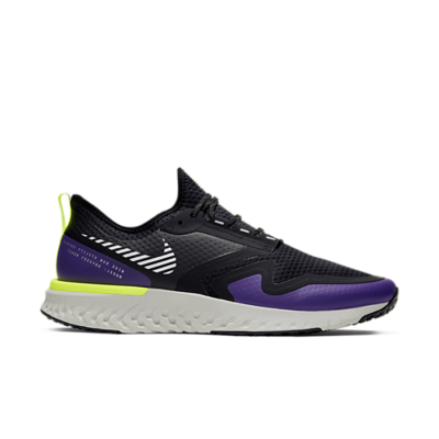 Nike Odyssey React Shield 2 'Black Voltage Purple' Black BQ1671-002