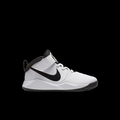 Nike Team Hustle D 9 White (PS) AQ4225-100