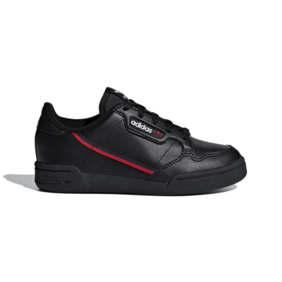 adidas Continental 80 Core Black G28214