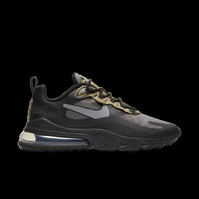 "Nike Air Max 270 React ""Black"" CT5528-001"