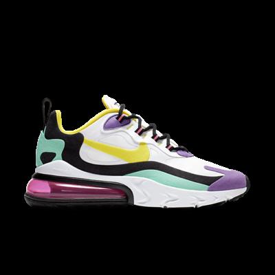 """Nike WMNS Air Max 270 React """"Dynamic Yellow"""" AT6174-101"""