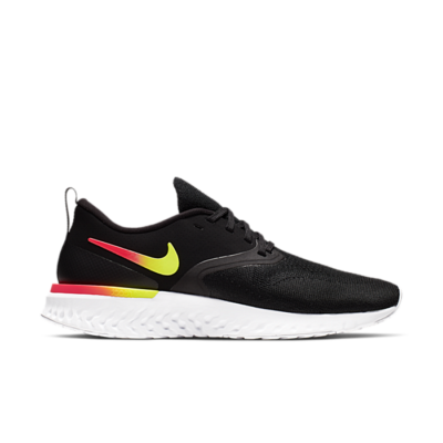 Nike Odyssey React Flyknit 2 Zwart CJ1619-001