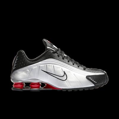 Nike Shox R4 Black Metallic Silver (2018) BV1111-008