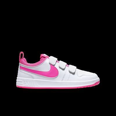 Nike Pico 5 GS 'Pink Blast' White CJ7199-102