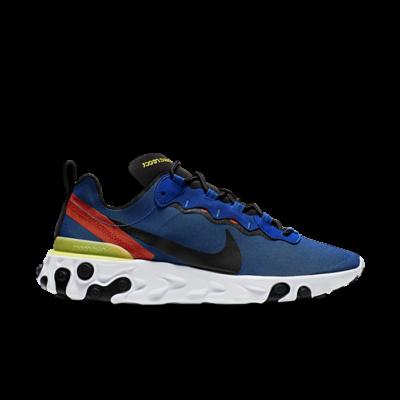 Nike React Element 55 Game Royal  BQ6166-403