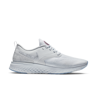 Nike Odyssey React Flyknit 2 Pure Platinum AT9975-001
