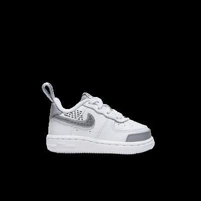 "Nike Force 1 LV8 2 ""White/Wolf Grey"" CK0830-100"