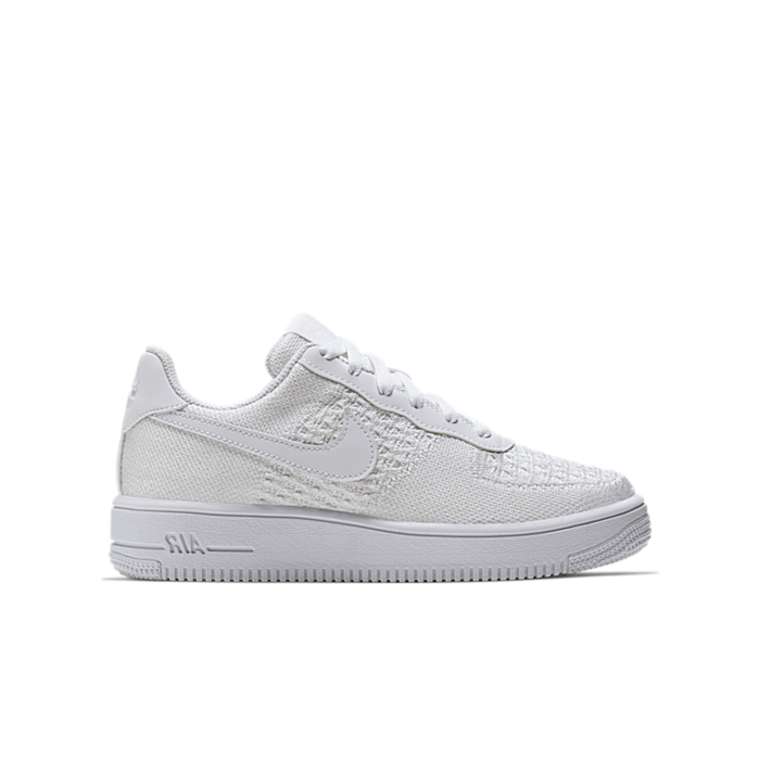 Nike Air Force 1 Flyknit 2 Wit BV0063-100
