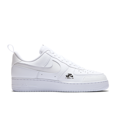 "Nike Air Force 1 LV8 Utility ""White"""