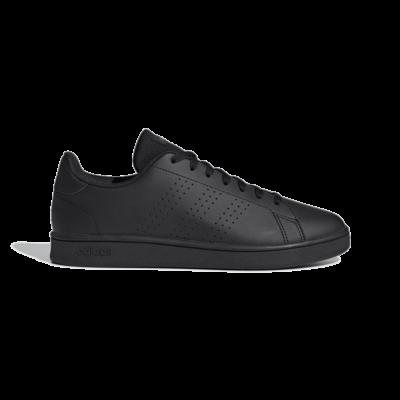 adidas Advantage Base Core Black EE7693