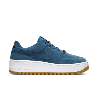 Nike Air Force 1 Sage Low Blauw AR5339-401