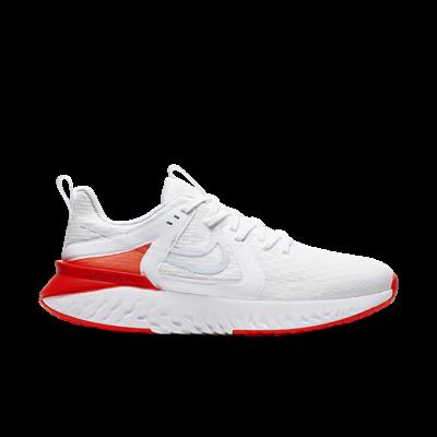 Nike Wmns Legend React 2 'Bright Crimson' White AT1369-101