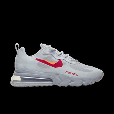 """Nike Air Max 270 React """"Wolf Grey"""" CT2203-002"""
