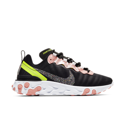 "Nike Wmns React Element 55 Premium ""Coral Stardust"" CD6964-002"