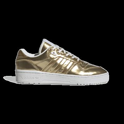 adidas RIVALRY LOW Gold Metallic FV4287