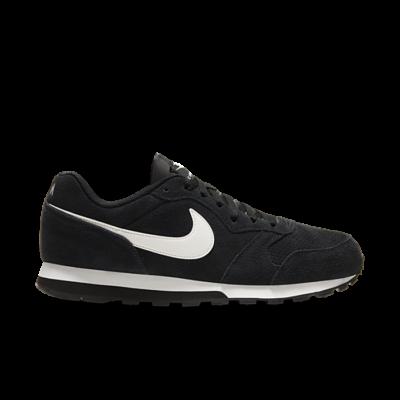 Nike MD Runner 2 Suede Zwart AQ9211-004