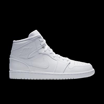 Jordan 1 Mid White 554724-129