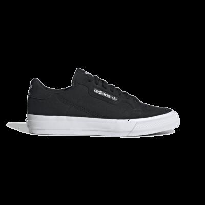 adidas Continental Vulc Core Black FU9471